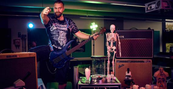 The Science Of Rock 'N' Roll – The Rock Music Milkshake Mixer