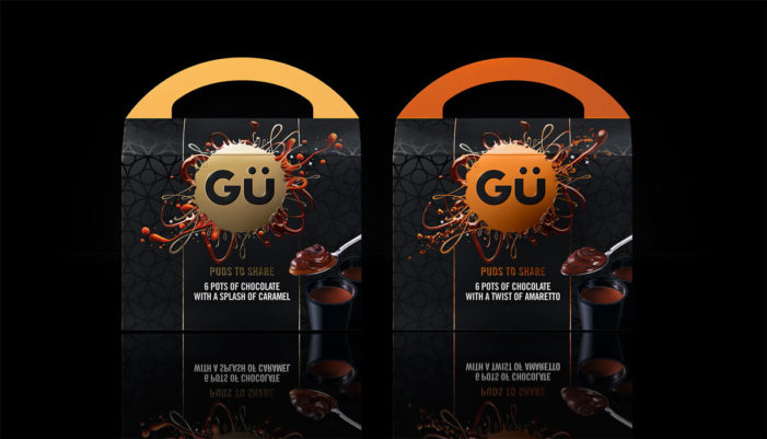 Springetts creates new festive sharing pack for Gü Puds