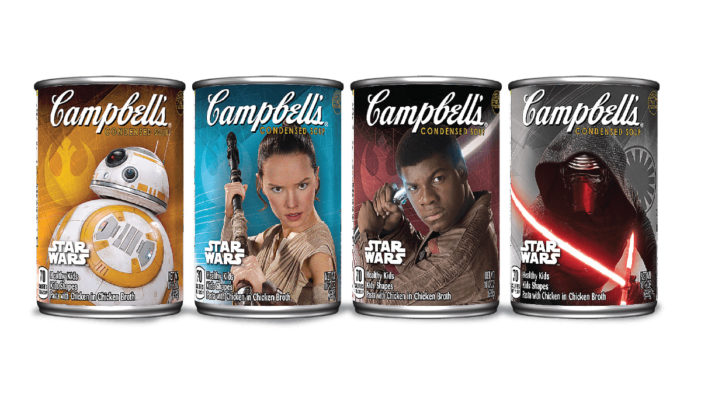 Campbell's Soup Brings The Force To New York Comic-Con