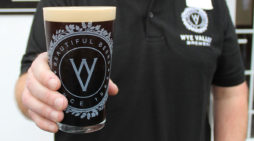 Wye Valley Brewery has launched a kegged version of its popular Wholesome Stout