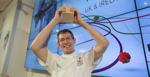 Millions tune in to watch LSBU chef Barry Johnson win the  World Chocolate Masters