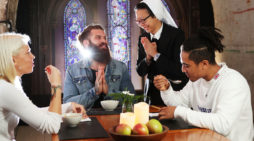 Catholic Nuns open Pop Up Shoreditch Restaurant offering 'Food for the Soul'