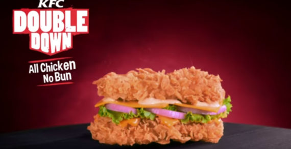 KFC India introduces its New Range of 'Burgers without Buns' with Short Digital Films