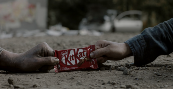 KITKAT Gives Consumers (and Zombies) A Break From The Usual Halloween Clichés In Campaign