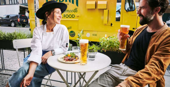 Cobra Embarks on Worldwide Foodie Road Trip in New Campaign by VCCP