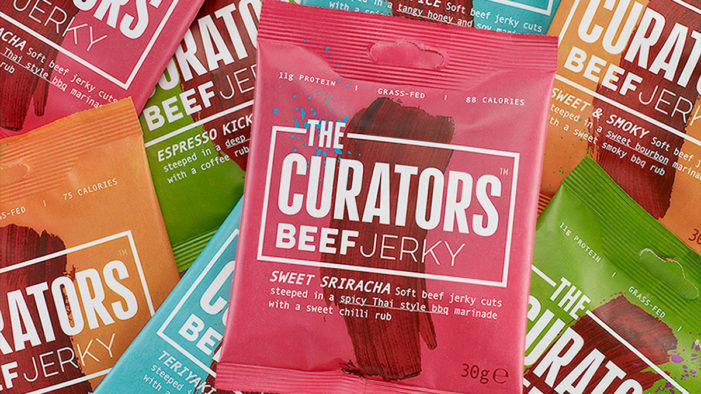 B&B Studio Celebrates the Beauty of Meat and Art of Flavour in New Brand Creation for THE CURATORS
