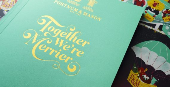 Fortnum & Mason Unveils Their 'Together We're Merrier' Christmas Campaign