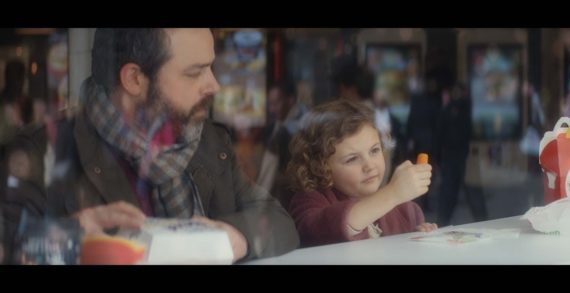 McDonald's Gets #ReindeerReady with Adorable Christmas Film