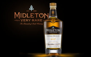 Unique Codes for Irish Luxury Captured by Nude Brand Creation for Exclusive Whiskey, Midleton Very Rare