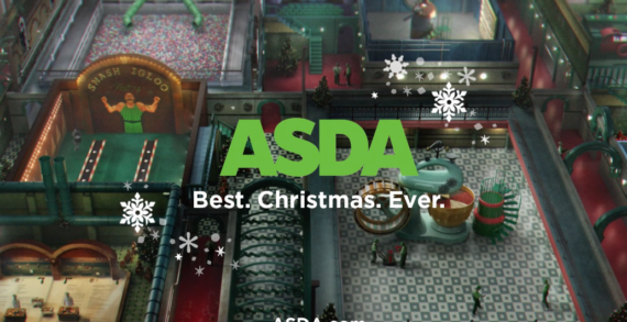Asda's Best. Christmas. Ever.