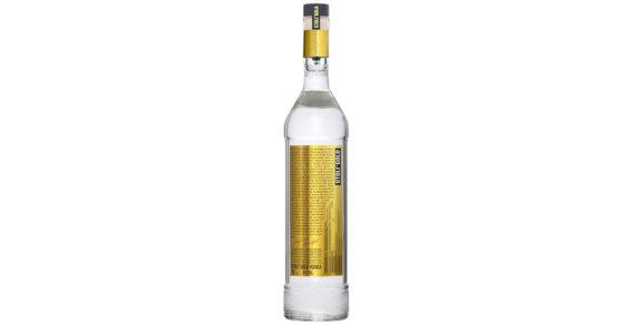 Stoli Vodka Unveils Innovative New Design for Super-Premium Stoli Gold