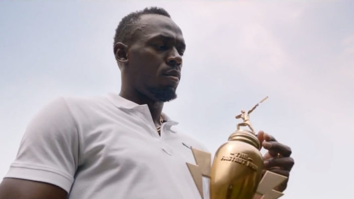 Gatorade and Usain Bolt Launch New Stat in Cricket 'The Bolt Rate'