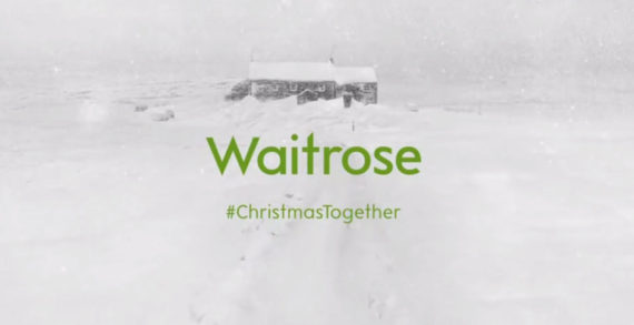Britain's Highest Pub Featured in Waitrose Christmas Ad by adam&eveDDB