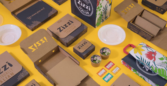 Pearlfisher Looks to Take Zizzi into the Consumer's Homes with New Takeaway Packaging