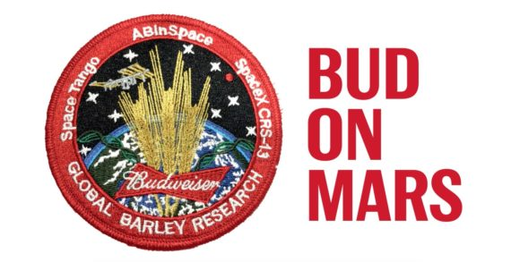 Budweiser to Launch Barley into Space in December to Begin Research on Future of Beer