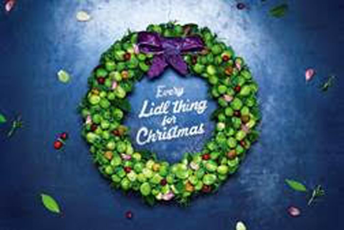 """Lidl UK's new Christmas Advertising Campaign """"Every Lidl Thing For Christmas"""""""