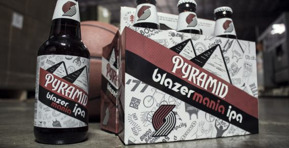 Pyramid Brewing Co. Brews an IPA for the Portland Trailblazers