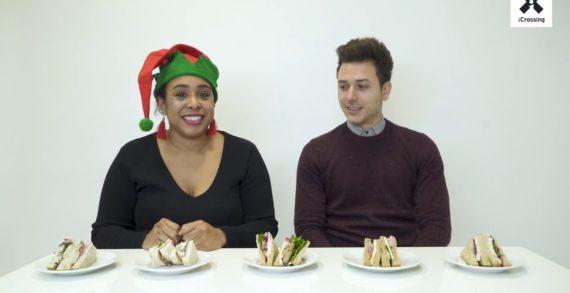 Pret a Manger Tops iCrossing's Christmas Sandwich Taste Test