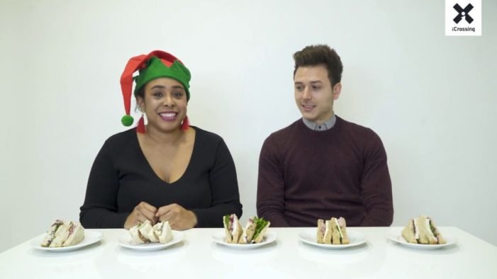 Pret a Manger Tops iCrossing's Christmas Sandwich Taste Test