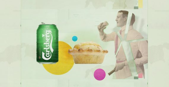 Carlsberg Creates Probably the Best Pie in the World in Latest Campaign by TBWA\Auckland