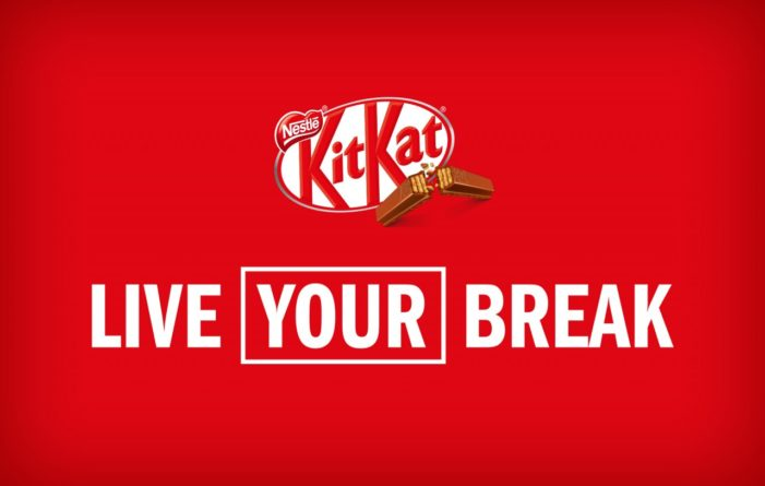 Nestlé International Travel Retail Teams with Anthem Worldwide for KitKat 'Live Your Break' Campaign
