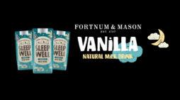 Fortnum & Mason Announced as First UK Stockists for Sleep Well Milk