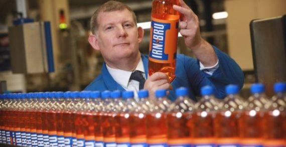 Scots 'Panic Buy' Irn-Bru Ahead of Recipe Change in January 2018