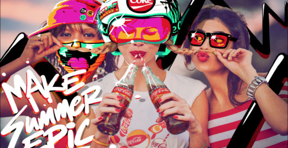 Coca-Cola Australia Launches New 'Coke's Epic Summer' Creative Campaign