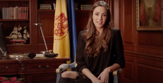 Seafood Brand Pescanova Swapped the King's Speech for Queens on Christmas