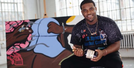Hennessy Collaborates with A$AP Ferg on Art, Music and Mixology