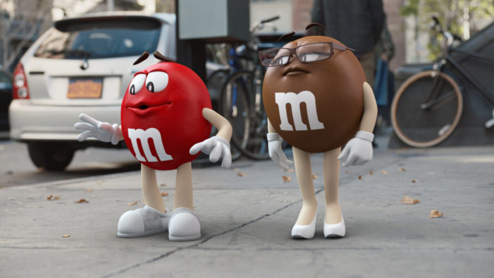 M&M's Spokescandy Takes on Human Form in New Super Bowl LII Commercial