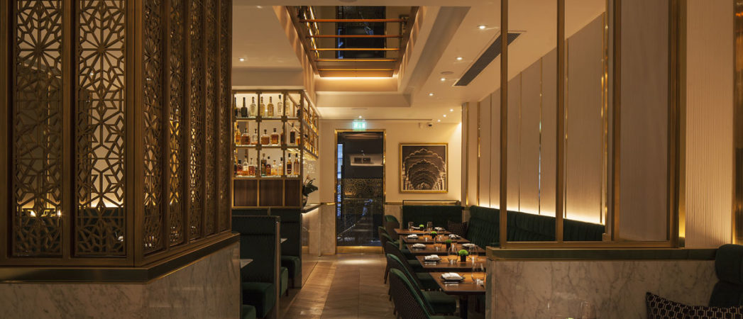 DesignLSM Introduce World Renowned Restaurant Indian Accent To London