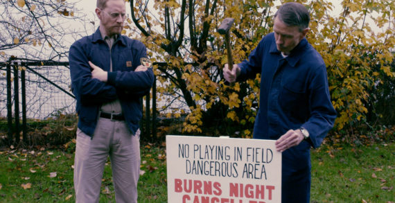 Simon Howie Celebrate Burns Night with a Film that Fans Can Really Sink their Teeth Into