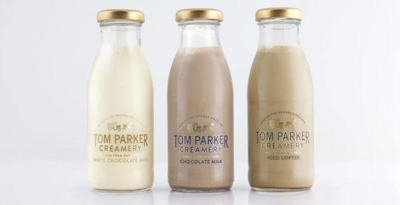 ButterflyCannon Brands Premium Organic Dairy Brand Tom Parker Creamery