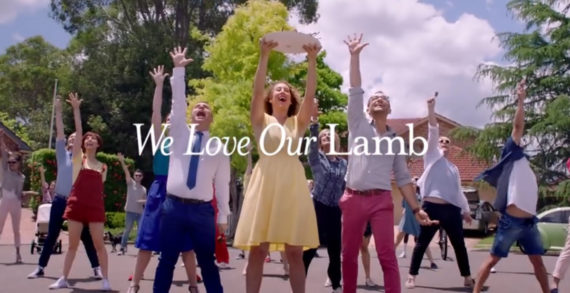 Australian Summer Lamb Campaign Unites the Country Through Song, Dance and Meat