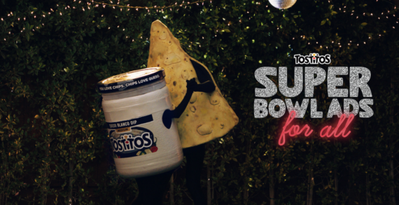 Tostitos and GS&P Create Customisable Ad Generator that Makes Fun of Super Bowl Cliches