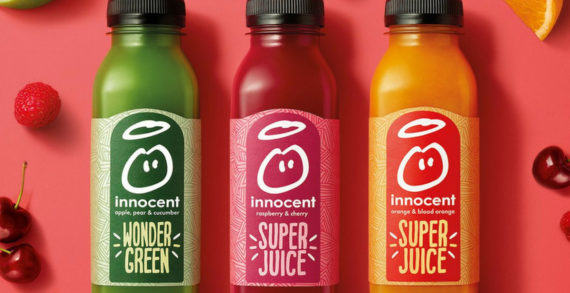 Innocent Drinks Experiments with Programmatic OOH Buying to Promote Super Juice Range