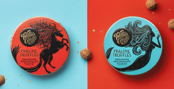 New Truffles From Willie's Cacao Bring A Little Magic After Dark