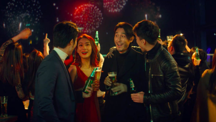 MullenLowe Group China and Carlsberg Celebrate Better Places to Gather for Chinese New Year