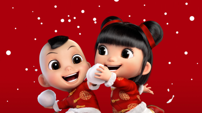 Coca-Cola's Iconic Clay Dolls Get a Makeover for 2018 Chinese New Year via McCann Shanghai