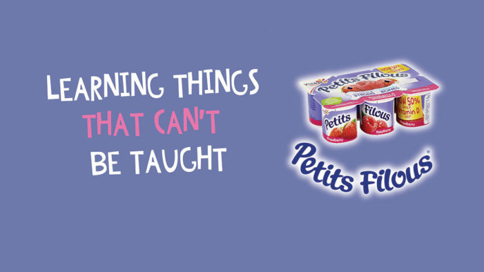 Petits Filous Launches New £3m Campaign to Support Child Development