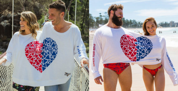 Doritos, PHD and Pedestrian Launch Couple's Collide Clothing for Valentine's Day