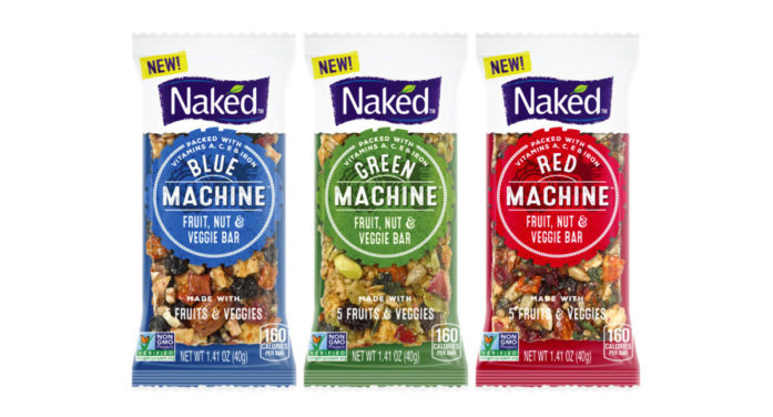 Naked Extends Beyond Juices and Smoothies For The First Time
