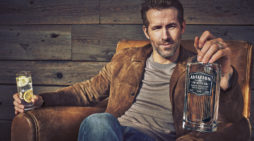 Ryan Reynolds Takes a Sip of Aviation Gin, Decides to Buy the Brand