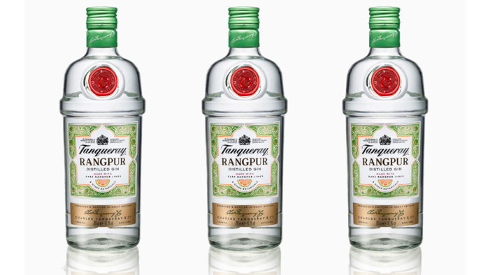 Tanqueray Rangpur Gets Refreshed Look As It Launches Into New Markets