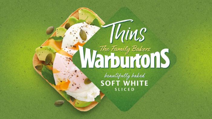Bulletproof Creates Tasty New Design For Warburtons Sandwich Thins