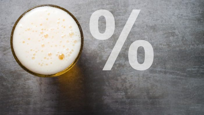 Buzz Kill – The Rise in Non and Low Alcoholic Drinks