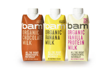 Silver Creates New Brand Identity for BAM Life as it Moves to Organic