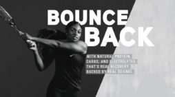 US Tennis Star Sloane Stephens Takes Centre Court in 'Built With Chocolate Milk' Campaign