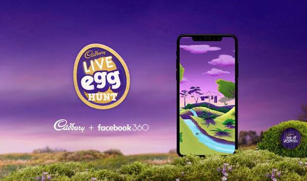 Cadbury Launches 'The Cadbury Live Egg Hunt' Social Experience via Ogilvy Melbourne